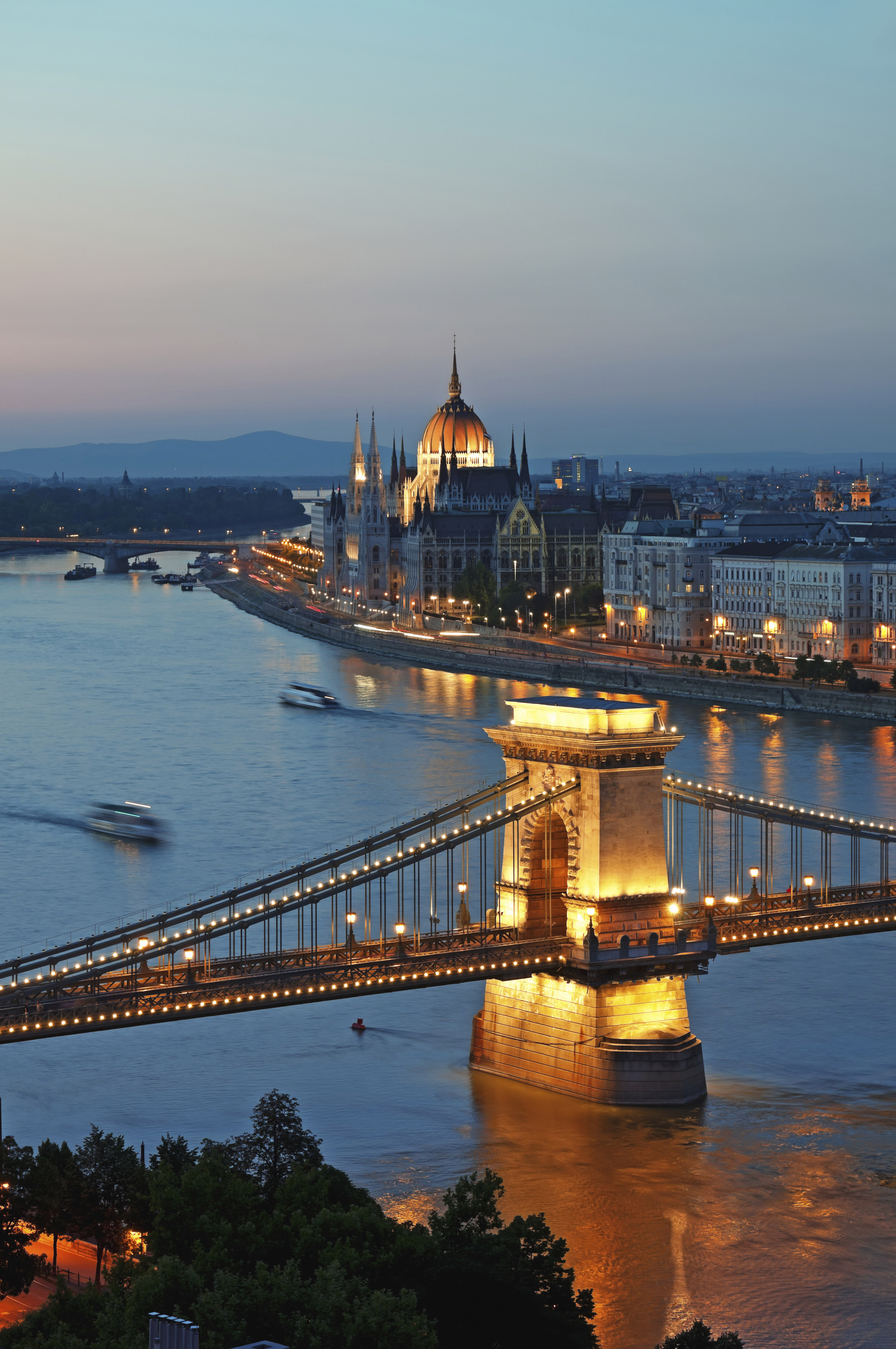 River Cruise to Budapest