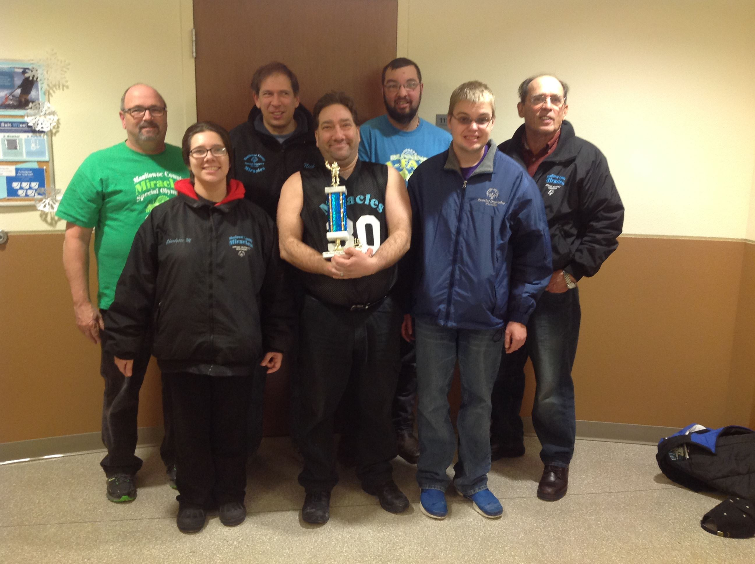 Manitowoc County Miracles - Special Olympics