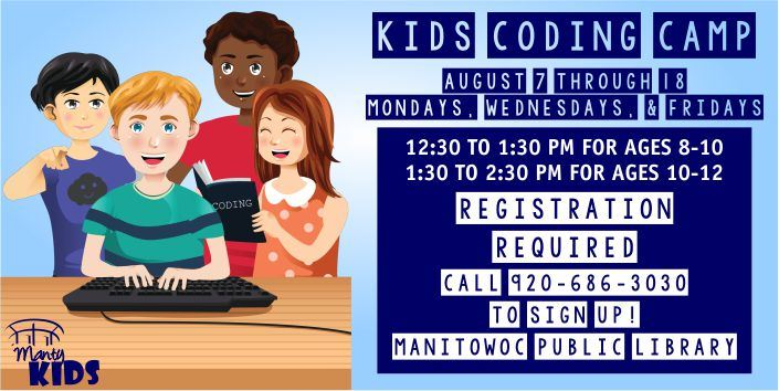 Kids Coding Camp Billboard