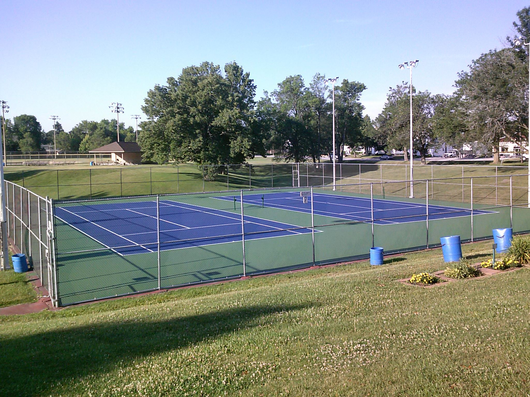 Lincoln Park Tennis Courts