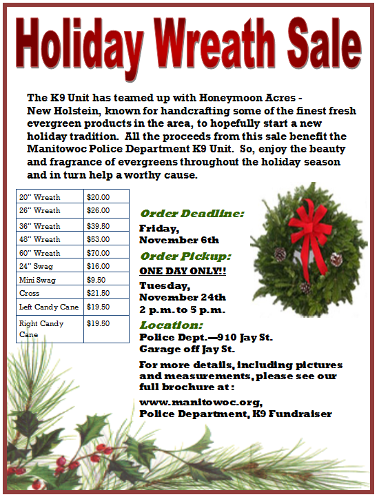 WREATH SALE FLYER PICTURE