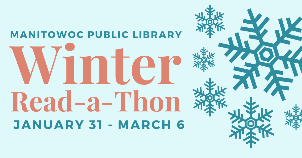 Winter Readathon Banner for FB Event