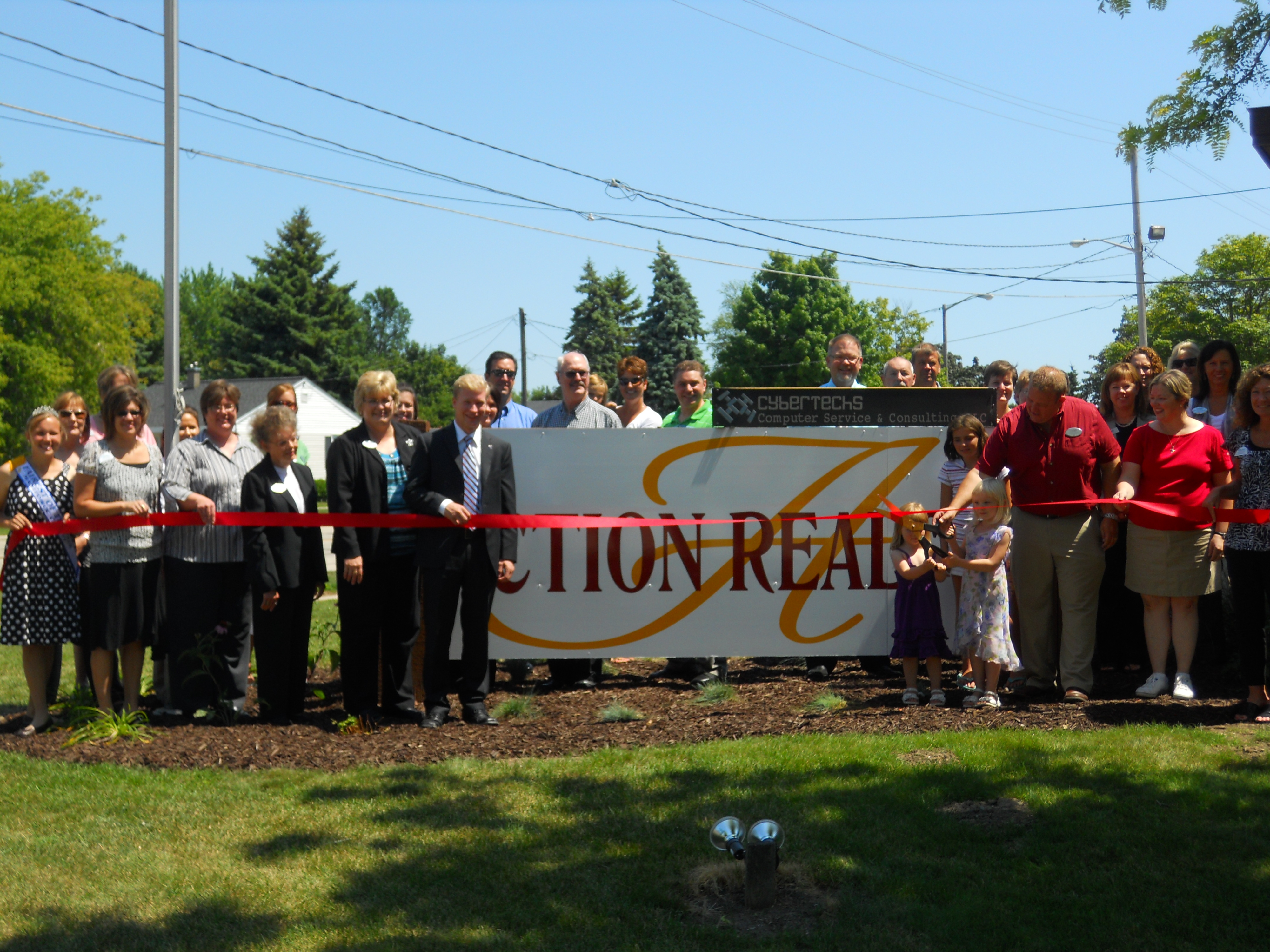 Action Realty Grand Opening