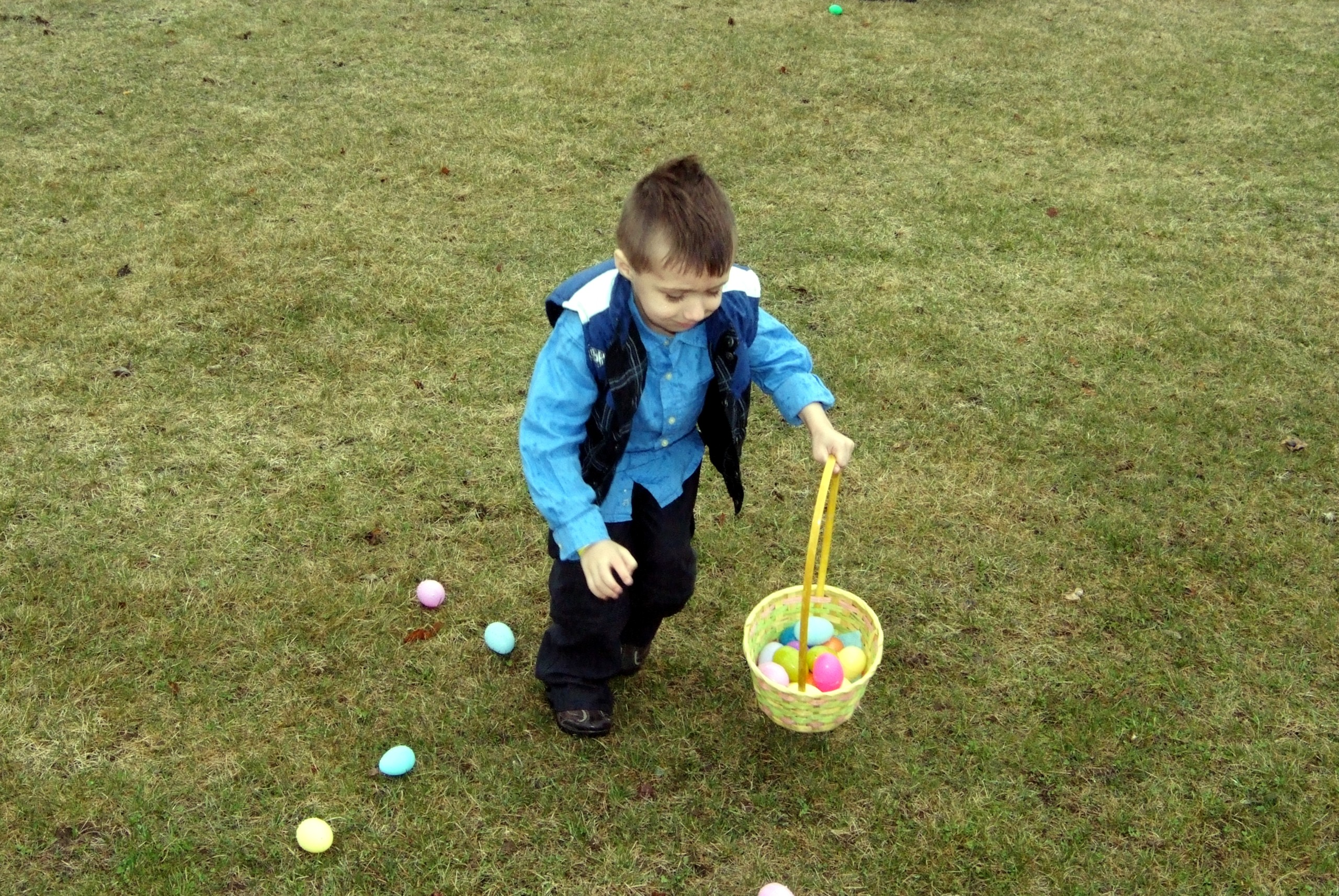 Hunting for more Eggs