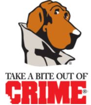 """Take A Bite Out Of Crime"""