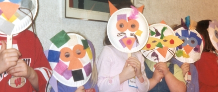 Preschool Animal Masks