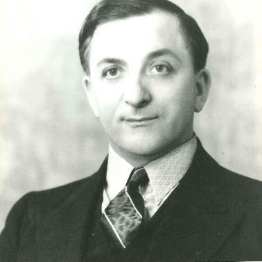 Louis Bruechert 1937-1938