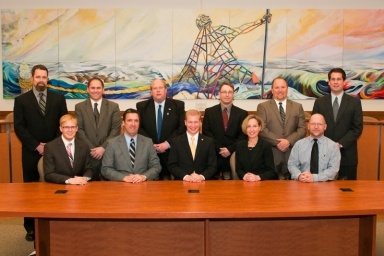 City of Manitowoc Common Council 2012-2013